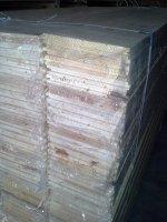 Grenen vloerplanken 20mm dik 180mm werkende