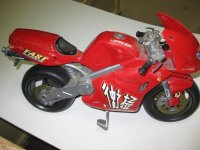 Action man motor