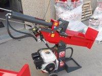 Houtkliever kloofmachine 10 Ton  motor