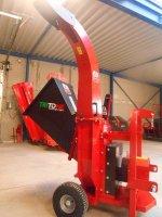 Bio houtversniperaar MONSTER voor tractors