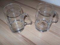 Glazen  bierpulletjes