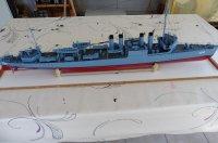 DD139 USS Ward 1/96