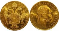 Unieke Gouden Munten/ Gold Mark 1894