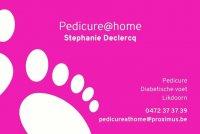 Gespecialiseerd voetverzorging AAN HUIS