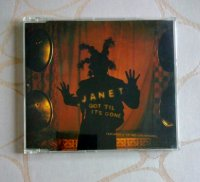Aangeboden: Janet Featuring Q-Tip - Got `Til It`s Gone - Maxi CD-single € 1,50