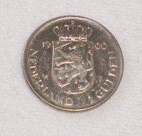 1 Gulden - 30 april 1980