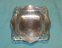 Zilveren bakje Birmingham 1919