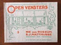 Open vensters 3 - Rie van