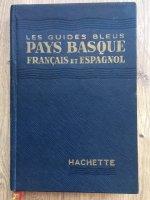 Les guides bleus Pays Basque Francais