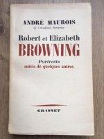 Robert et Elizabeth Browning - André