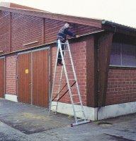 Veelzijdige ladder 2×11 treden 6,05meter! *NIEUW*