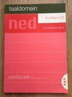 Taaldomein 4 vmbo-LB werkboek-i + CD-ROM