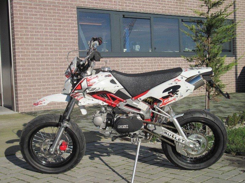 Wonderbaarlijk NIEUW!! Orion Nox Straatlegale Pitbike 50cc!! te Koop Aangeboden EH-01