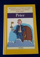 Aangeboden: Peter - Heiteres und Unterhaltsames, Wissenwertes & Kurioses zum Namen € 2,50
