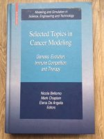 Selected Topics in Cancer Modeling -