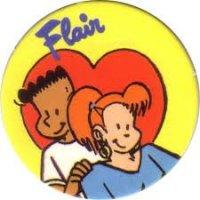 Wackers Flair collector pog x 10
