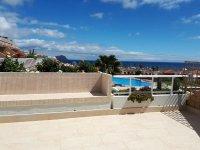 Tenerife app, zeezicht, zwembad, 2 slaapk,