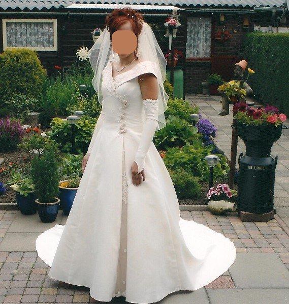 Trouwjurk Sincerity Bridal Maat 36
