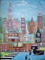 Aangeboden: Ach, Amsterdam, Amsterdam! € 1.200,-