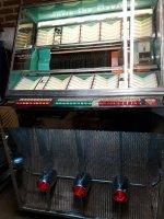Jukebox reparaties