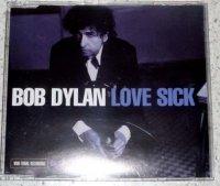 Aangeboden: Bob Dylan Love Sick + 3 tracks 665997 1 - CD single (part two) € 12,50