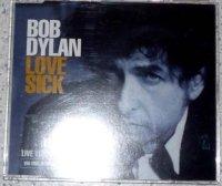 Aangeboden: Bob Dylan Love Sick + 3 tracks 665997 1 - CD single (part one) € 12,50
