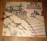 Aangeboden: Bob Dylan Trouble in Mind - Precious - Holl Single - € 10,-
