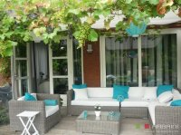 Loungeset lounche set terras tuin rond