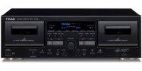 Nieuw Teac W-1200 Dubbel Cassettedeck+ 3Jaar