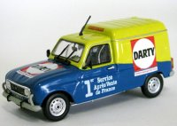 Renault 4 F6 Darty.