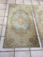 3 identieke tapijten 155 cm x