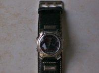 ARNETTE chronografisch horloge horloge leder-NIEUW