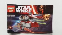 Lepin Star Wars Obi-Wans Jedi Interceptor