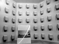 Vleisbehang modern grijs- 10 rollen-prijs per