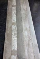 Vliesbehang houten plank-4rollen-21.2m²-Prijs per stuk