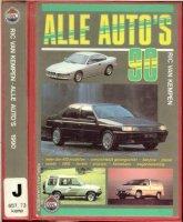 Alle auto's 1990 Meer dan 400