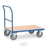 Platformwagens Plateauwagens