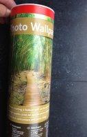 Wandfoto behang deep forest 368x254 cm-nieuw