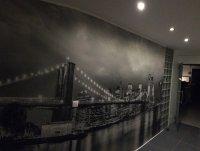 Wandfoto behang New York Bridge 368x254cm