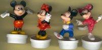 Disney Smartiesdopfiguur divers x 20