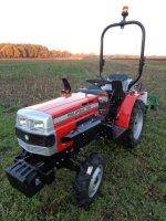 Minitractor tractor Fieldtrac 18 pk NIEUW