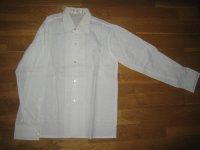 Italiaans kinderoverhemd, hals 31 cm -