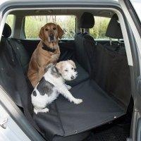 Aangeboden: NIEUW ! Polyester autodekens voor uw hond op de achterbank. € 10,-
