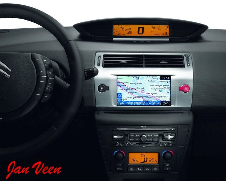 Super Citroën MyWay / RNEG Navigatie Update Op SD-kaart Europa 2019 te JI-14