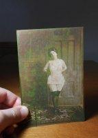 Oude postkaart