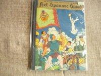 Het Spaanse Spook: gekartonneerde bibliofiele uitgave