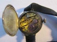 Dames uurwerkje Antiek in goud en