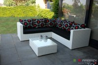 Loungeset design lounge bank terras tuin