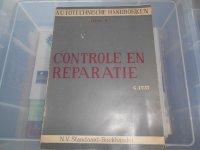 Autotechnisch handboek uit 1965