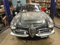 Alfa Romeo 1600 Giulia Spider \'64
